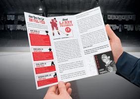 Hockey Tournament Brochure