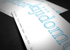 Matte Coated Business Cards