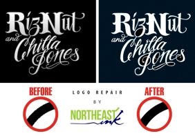 Logo Repair – Vectorized