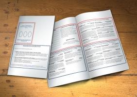 Bi-Fold Registration / Program