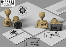 Custom Stamps for Business