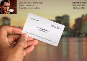 Replica Business Cards