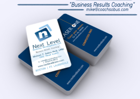 Business Coaching Cards
