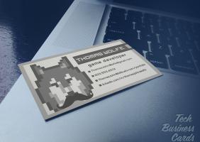 Game Developer Business Card