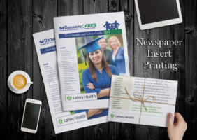 Newspaper Insert