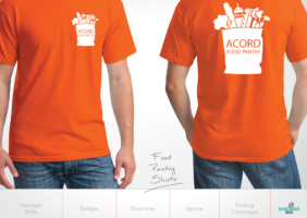Food Pantry Shirts