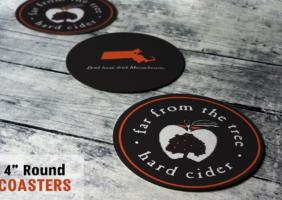 Cider Coasters