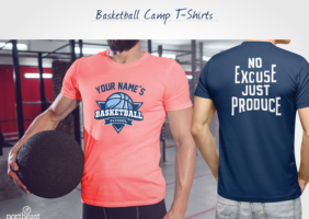 Basketball Camp Shirts