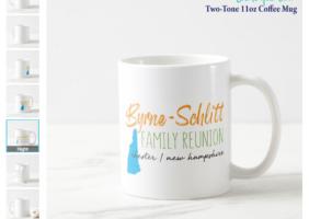 Reunion Mugs