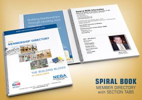 Spiral Bound Directory Booklet