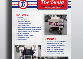 Vehicle Decal Wrap and Sales Sheet