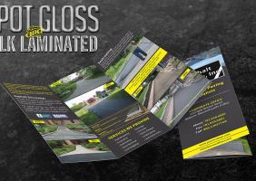 Asphalt Services Brochures