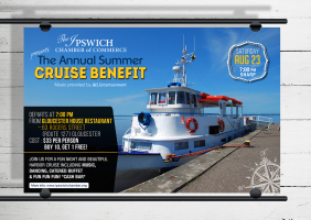 Boat Cruise Poster