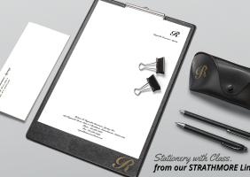 Insurance Company Stationery