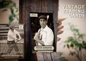 Vintage Baseball Trading Cards