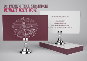 Strathmore Business Cards