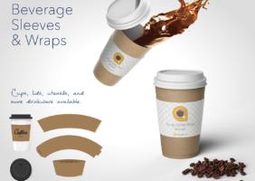 Beverage Sleeves & Wraps