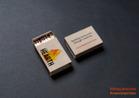 Tiffany Matchboxes